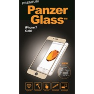 PanzerGlass PREMIUM für Apple iPhone 7 - gold