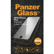 PanzerGlass PREMIUM für Apple iPhone 7 Plus - schwarz
