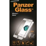PanzerGlass PREMIUM für Apple iPhone 7 - silber