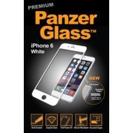 PanzerGlass PREMIUM für iPhone 6/ 6s Weiß mit Rosegold EdgeGrip