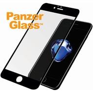 PanzerGlass PREMIUM für iPhone 7 Jet Black/ Black mit EdgeGrip