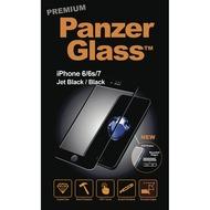 PanzerGlass PREMIUM iPhone 6/ 6s/ 7 - Jet Black/ Black