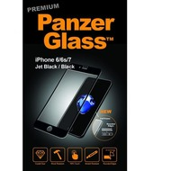 PanzerGlass PREMIUM PRIVACY für iPhone 6/ 6s/ 7, Jet Black