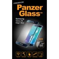 PanzerGlass Displayschutz PREMIUM für Samsung Galaxy S6 Edge Plus, blue