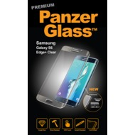 PanzerGlass Displayschutz PREMIUM für Samsung Galaxy S6 Edge Plus, clear