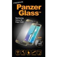 PanzerGlass Displayschutz PREMIUM für Samsung Galaxy S6 Edge Plus, gold