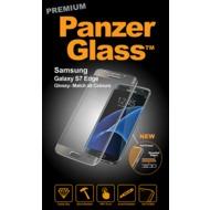 PanzerGlass Displayschutz PREMIUM für Samsung Galaxy S7 Edge Glossy