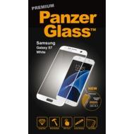 PanzerGlass Displayschutz PREMIUM für Samsung Galaxy S7 Edge White