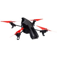 Parrot AR.Drone 2.0 Power Edition, red