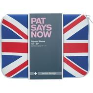 "pat says now Laptop Sleeve UK 7""-9"" (iPad)"