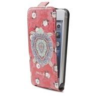Paul & Joe Kelonia - Flip Ledertasche/ Hülle/ Case - Apple iPhone 5, 5S
