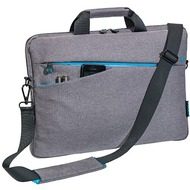 Pedea 15,6 / 39,6cm Fashion grau NB-Tasche