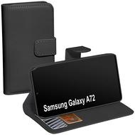 Pedea Book Cover Classic für Samsung Galaxy A72, schwarz