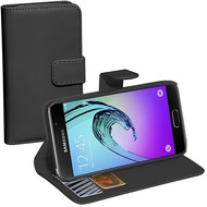 Pedea BookCover Classic für Samsung Galaxy A3 (2016), schwarz