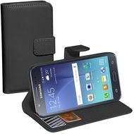 Pedea BookCover Classic für Samsung Galaxy J5, schwarz