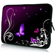 Pedea Design Tablet-Tasche 10,1 Z, lila butterfly