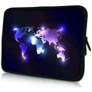 Pedea Design Tablet-Tasche 10,1 Zoll dark world