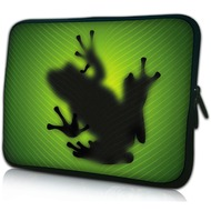 Pedea Design Tablet-Tasche 10,1 Zoll green frog