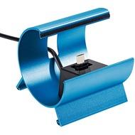 Pedea Dockingstation L micro-USB, blau