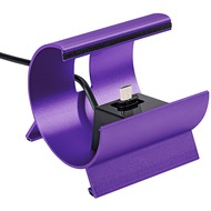 Pedea Dockingstation L micro-USB, purple