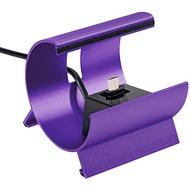 Pedea Dockingstation L micro-USB, purple