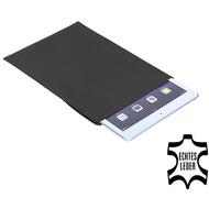 Pedea Echtledertasche Tennessee für Apple iPad Air, Anthrazit