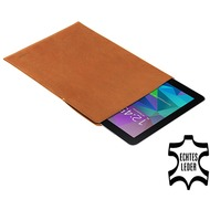 """Pedea Echtledertasche Tennessee für Galaxy Tab S 10.5"""", Cognac"""