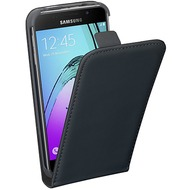 Pedea FlipCover Classic für Samsung Galaxy A3 (2016), schwarz