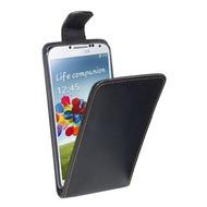Pedea FlipCover für Samsung Galaxy S4 mini, schwarz
