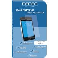 Pedea Glas Displayschutz für Nokia 3