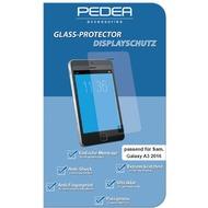 Pedea Glasschutzfolie für Samsung Galaxy A3 2016