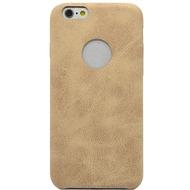 Pedea Slim Cover für Apple iPhone 7, beige