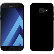 Pedea Soft TPU Case (glatt) für Samsung Galaxy A3 2017 - Schwarz