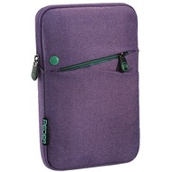 Pedea Tablet-Tasche 7 Zoll (17,8cm), lila/ grün Fashion