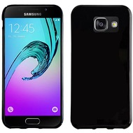 Pedea TPU BackCover für Samsung Galaxy A3 2016, schwarz