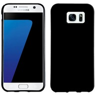 Pedea TPU BackCover für Samsung Galaxy S7, schwarz