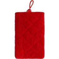 Twins Universaltasche Soft Pearl Square, rot