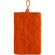 Twins Universaltasche Soft Pearl Square, orange