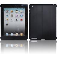 Twins Nonslip für iPad 2, schwarz
