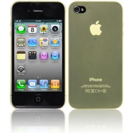 Twins Micro f�r iPhone 4, gelb