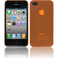 Twins Micro f�r iPhone 4, orange