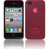 Twins Micro f�r iPhone 4, rot