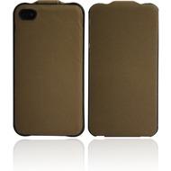 Twins Flip Matte für iPhone 4/ 4S, grün