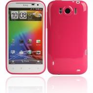 Twins Bright für HTC Sensation XL, pink