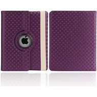 Twins Folio Stand 360 für iPad 3, violett