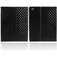 Twins Diamond Folio für iPad 2/ 3, schwarz