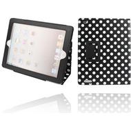 Twins Dots Deluxe für iPad 2/ 3, schwarz-weiß