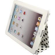 Twins Dots Deluxe für iPad 2/ 3, weiß-schwarz