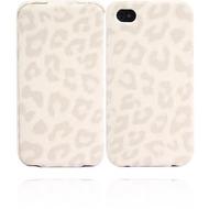Twins Wild Flip für iPhone 4/ 4S, weiß
