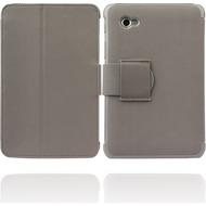 Twins Folio Stand für Samsung Galaxy Tab2 7.0, grau